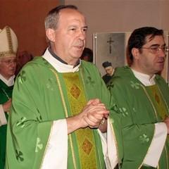 Don Felice Bacco e Don Mario Porro