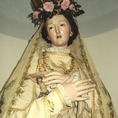 Madonna  de  La Salette Canosa