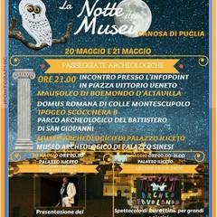 2017 Notte dei Musei a Canosa di Puglia