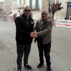 Presidenti Vito Pagano e Oronzo Simeone