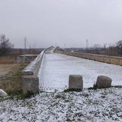 2017 Canosa di Puglia:Ponte romano sull'Ofanto