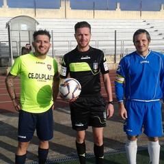 Piacenza - Arbitro De Tullio- Gagliardi D.