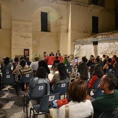 """Canosa:Presentazione  del romanzo """"L'ultimo sorriso"""" di Alfonso Pistilli"""