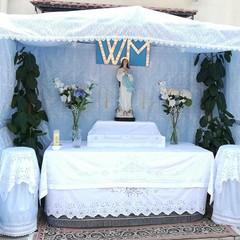 La devozione per l'Assunta Altarini