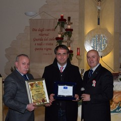 ANCRI Premiazione Bartolo Carbone