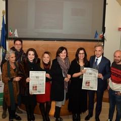 2018 Patrizia Minerva #iostoconlagazzetta