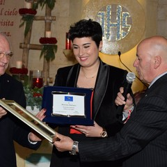 ANCRI Premiazione Martina Balzano
