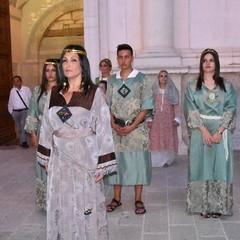 2018 Corteo Storico  Traslazione del corpo di San Sabino
