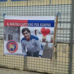 Michele Filannino Il nostro Capitano per sempre