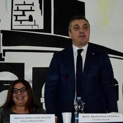 Il consigliere regionale Francesco Ventola