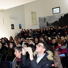 Moro Vive: gli studenti del Liceo E.Fermi di Canosa