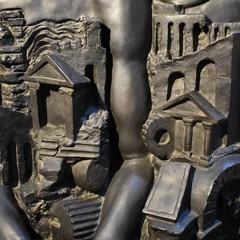 Gli Archeologi di Giorgio de Chirico in mostra a Canosa