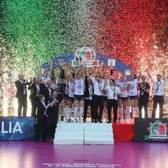 Igor Gorgonzola Novara vince la Coppa Italia