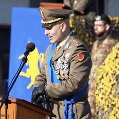2020: Barletta Comandante 82° RGT Fanteria Torino
