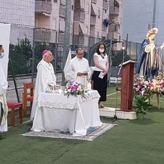 2020 Festa dell'Assunta Mons. Luigi Mansi e Don Michele Malcangio