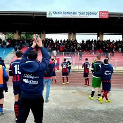 2020 Canosa Manfredonia 2-2
