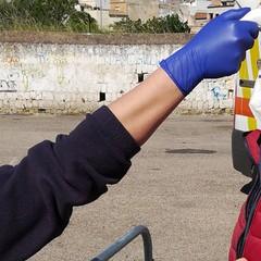 2020  Termo scanner al  Mercato Canosa di Puglia