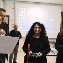 Raffaella Ciani,  Kataos e Nunzia Silvestri