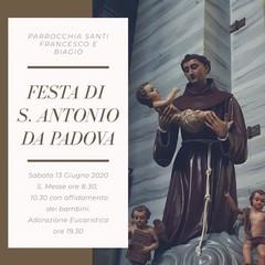 2020 Canosa di Puglia: Sant'Antonio da Padova