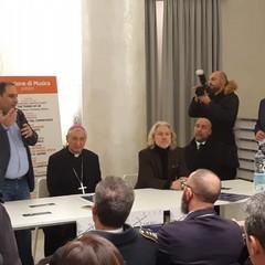 """Inaugurazione della mostra  """"Facies Passionis"""" a Taranto"""