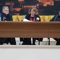 Eliseo Tambone, Porzia Quagliarella, Don Felice Bacco all'UTE