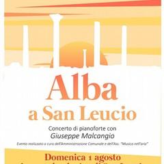 2021 Alba a San Leucio Canosa di Puglia