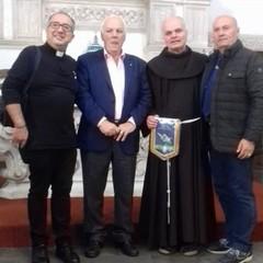Pellegrinaggio al Santuario Maria SS. della Vetrana, a Castellana Grotte
