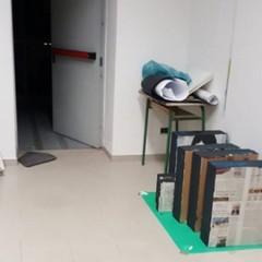 """Ladri in azione all' Istituto """"N.Garrone"""" Canosa"""
