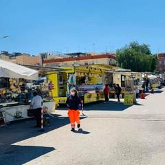 2020  Fase 2 Mercato  Alimentare Canosa di Puglia