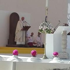 20 Aprile 2018 Papa Francesco a Molfetta