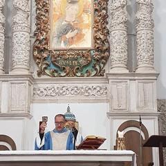 Don Nicola Caputo  Santuario Maria SS. della Vetrana, a Castellana Grotte