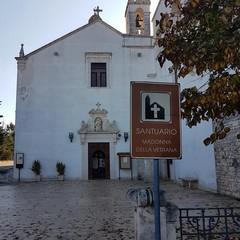 Santuario Maria SS. della Vetrana, a Castellana Grotte