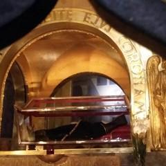 Iscrizione cappella  Santuario S.Rita