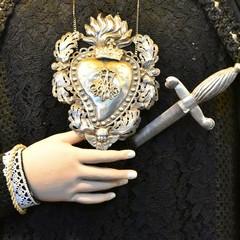 Madonna du tùppe tùzzele