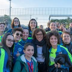 Pink Futsal Canosa  con Rita Guarino