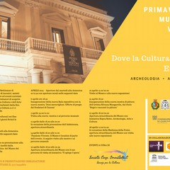 MUSEO DEI VESCOVI  LE SETTIMANE CULTURALI DI PRIMAVERA 2019