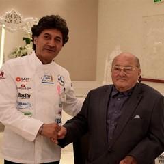 Mario Papagna e  Chef Antonio Di Nunno