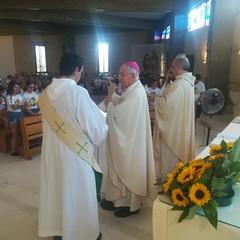 24  Giugno San Giovanni - Mons. Luigi Mansi a Canosa