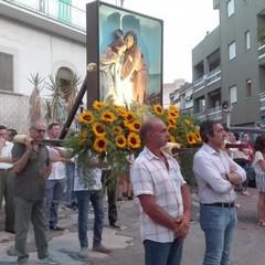24  Giugno Processione San Giovanni - Canosa