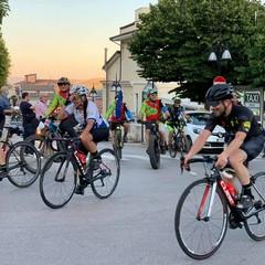2020 A San Giovanni Rotondo - Staffetta Tricolore con Lucia Nobis