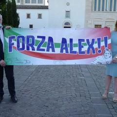 S.Giovanni Rotondo Sindaco Michele Crisetti e Nunzia Dragano Pres.Assoalbergatori