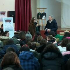Dirigente scolastica Amalia Balducci e avvocato Enzo Princigalli