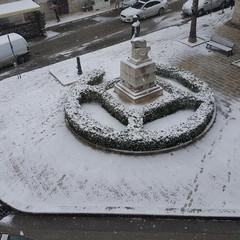 Canosa  nevicata 27/02/2018