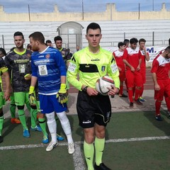 Arbitro Francesco Mancini della Sezione di Brindisi