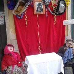Fantocci di pezza di Carnevale -Canosa
