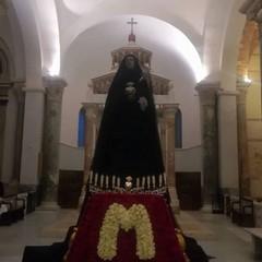 Cattedrale S.Sabino Canosa :Addolorata