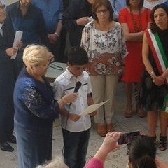 """Canosa Scuola """"G.Bovio"""" Commemorazione dei Caduti in Guerra"""