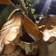Assunzione di Maria al Cielo Ipogei Lagrasta Canosa
