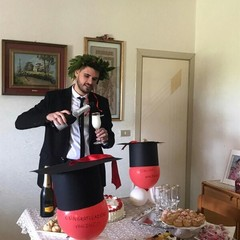 Laurea on line per Vincenzo Imbrici