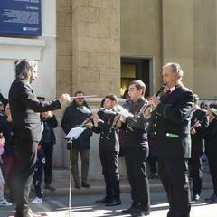 M° Giuseppe Lentini  a Facies Passionis Taranto